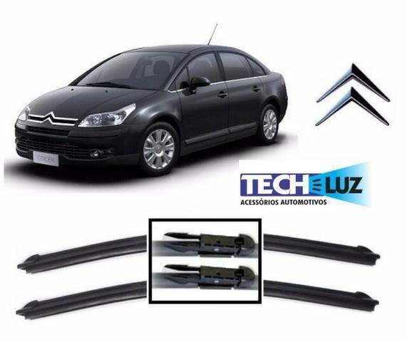 Palheta Limpador Parabrisa Especifica Citroen Peugeot Vw Hyundai Fiat Honda Toyota - Foto 4