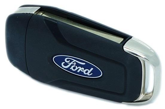 Capa Chave Canivete Carcaça Ford Novo Fusion Ka Ka+ Novo Ka