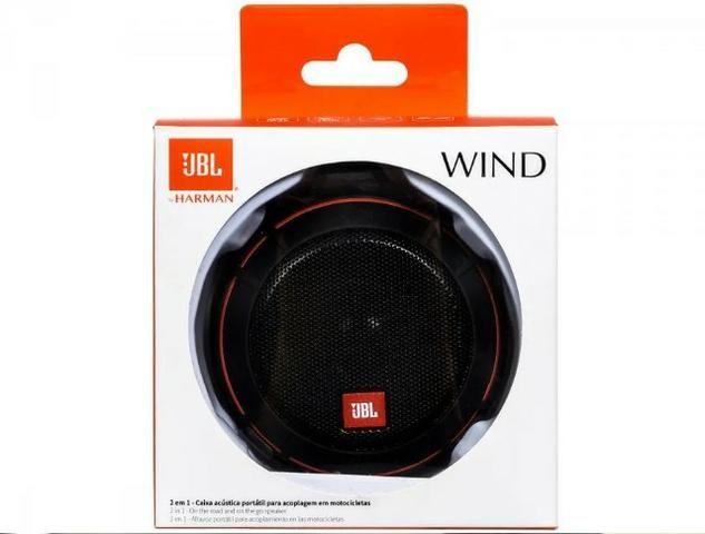 Oferta Caixa Bluetooth JBL Wind Original - Foto 7