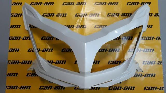 Console Frontal Spyder RT Branco