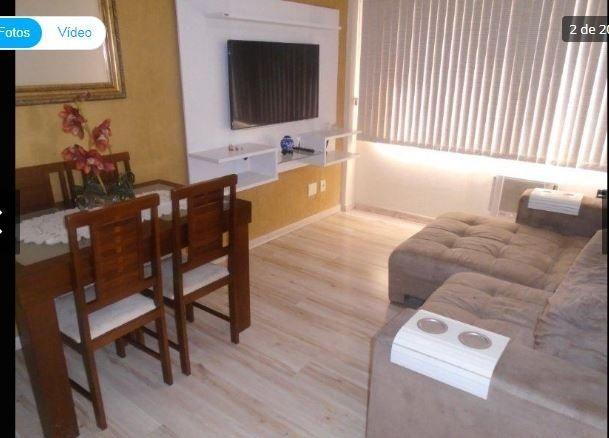 Meier Rua Carolina Santos Excelente apartamento 2 quartos portaria 24h JBCH27875 - Foto 2