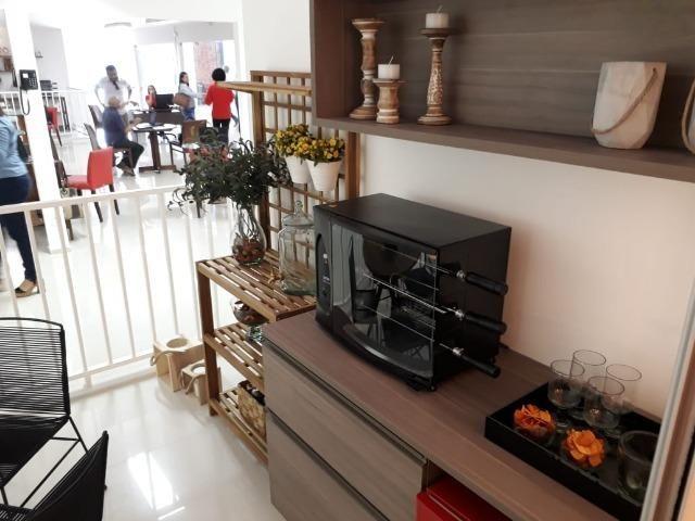 Apartamento com 2 quartas, varanda, elevador no centro de Paulista - Foto 10