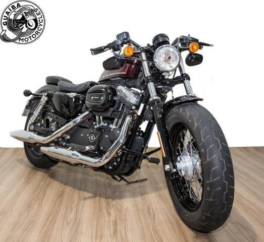 Harley Davidson - Sportster XL 1200 X Forty Eight - Foto 3