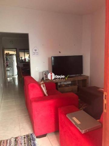 Casa com 3 dormitórios à venda, 91 m² por r$ 175.000,00 - loteamento residencial américa - - Foto 6