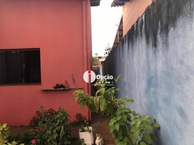 Casa com 3 dormitórios à venda, 91 m² por r$ 175.000,00 - loteamento residencial américa - - Foto 3