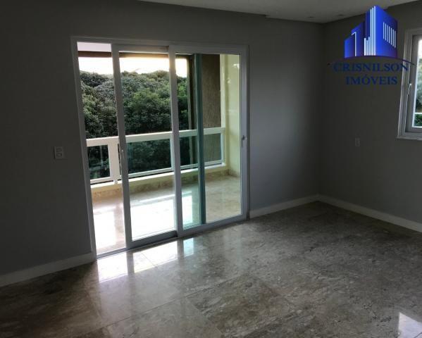 Casa à venda alphaville salvador ii, nova, r$ 2.190.000,00, piscina, espaço gourmet, área  - Foto 16