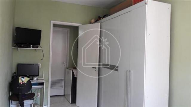 Apartamento à venda com 3 dormitórios em Catete, Rio de janeiro cod:861907 - Foto 9