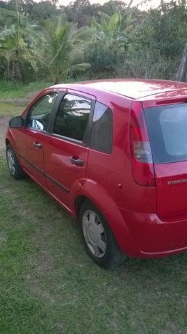 Ford Fiesta 2007 com Ar condiconado R$ 10.490.00 - Foto 4