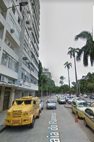 Flamengo frente Praia 3 quartos armários