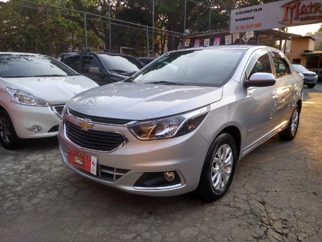 GM - Chevrolet Cobalt 1.8 Elite com 3.400 km rodados Novo 2018 - Foto 17