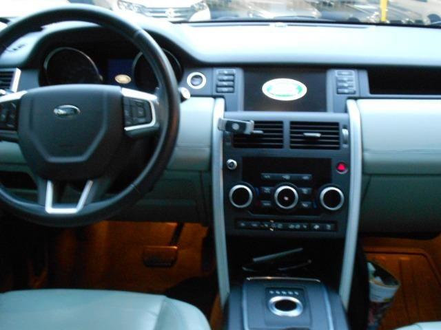 Land Rover Discovery Sport Sd4 Turbo Diesel Automático - Foto 11
