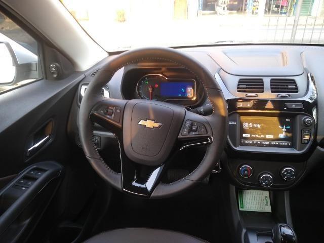 GM - Chevrolet Cobalt 1.8 Elite com 3.400 km rodados Novo 2018 - Foto 8
