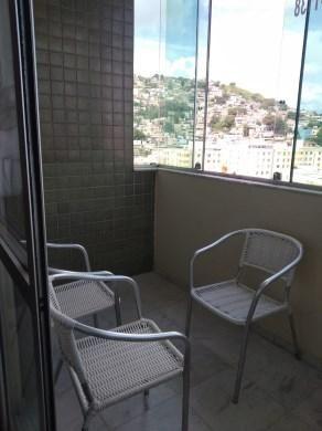 Apartamento à venda com 3 dormitórios em Grajaú, Belo horizonte cod:18307 - Foto 8