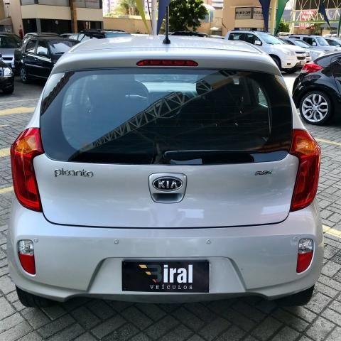 KIA PICANTO 2012/2013 1.0 EX 12V FLEX 4P AUTOMÁTICO - Foto 4