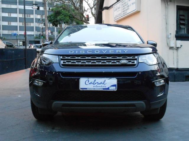 Land Rover Discovery Sport Sd4 Turbo Diesel Automático - Foto 17
