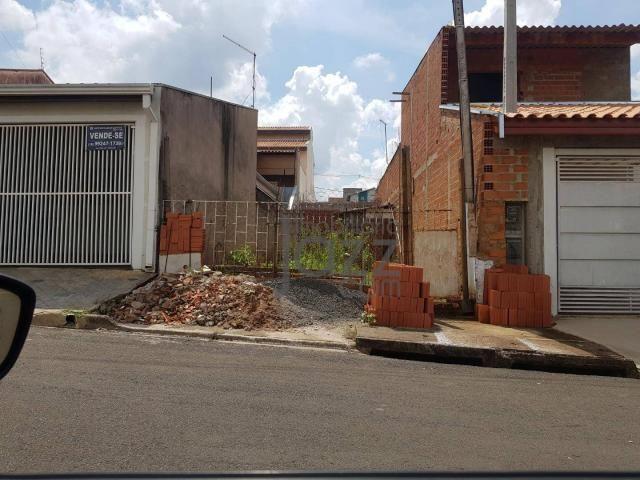 Terreno à venda, 125 m² por R$ 140.000 - Parque Nova Carioba - Americana/SP