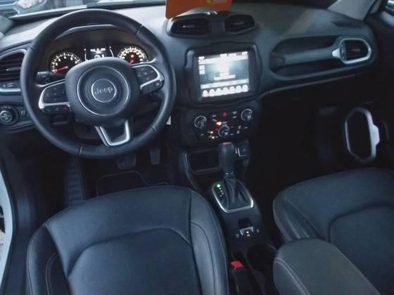 RENEGADE 2018/2019 1.8 16V FLEX LONGITUDE 4P AUTOMÁTICO - Foto 4