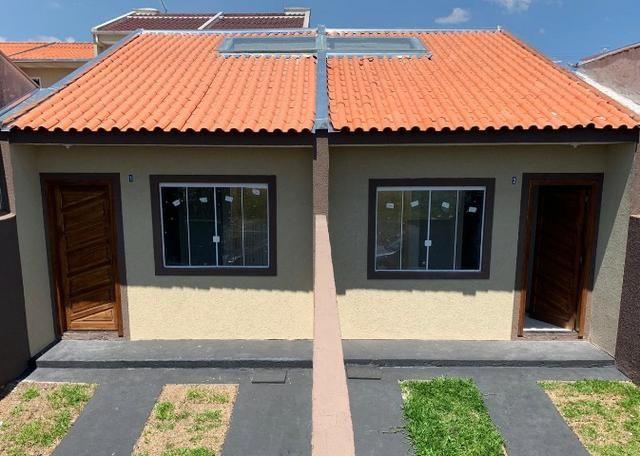 Casa 2 quartos nova para financiar Campo do Santana