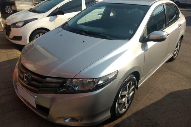 City sedan ex 1.5 flex 16v 4p