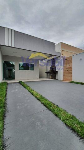 Belíssima casa nova com 3 quartos, confira!!! - Foto 2