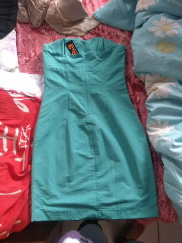 Vestido Romaria tamanho 40 - Foto 2