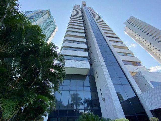Dj- Agende sua visita no melhor e mais lindo apartamento da Beira Rio uma mega estrutura - Foto 2