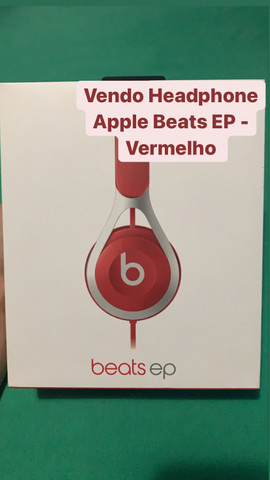 HeadPhone Beats EP Apple - Foto 2