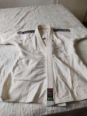 Kimono Shiroi Standard Trançado Best-oficial