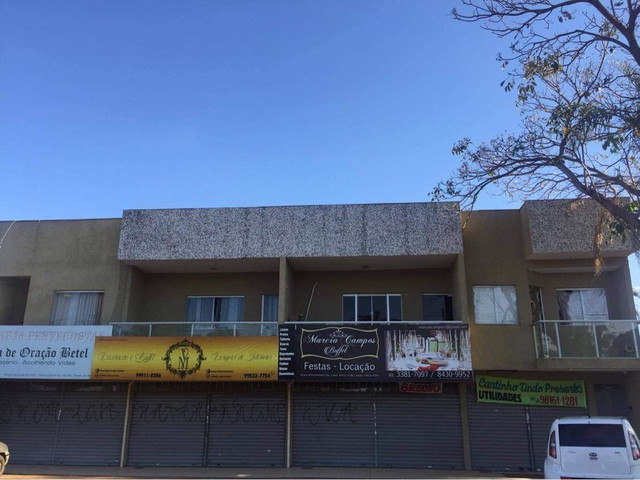 Vendo prédio na Vicente Pires