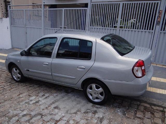 Clio sedan 2008 privilege 1.0 flex - Foto 7