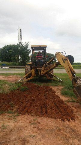 Retrô escavadeira maxiom 750  - Foto 3