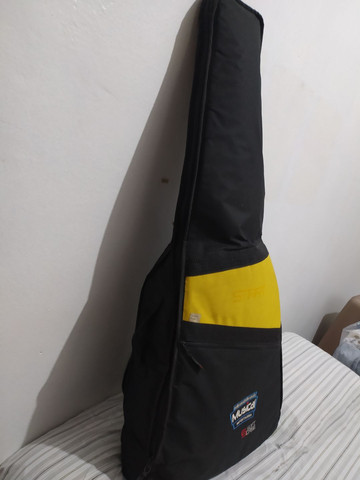 Violão elétrico Giannini 6 cordas de aço - Foto 4