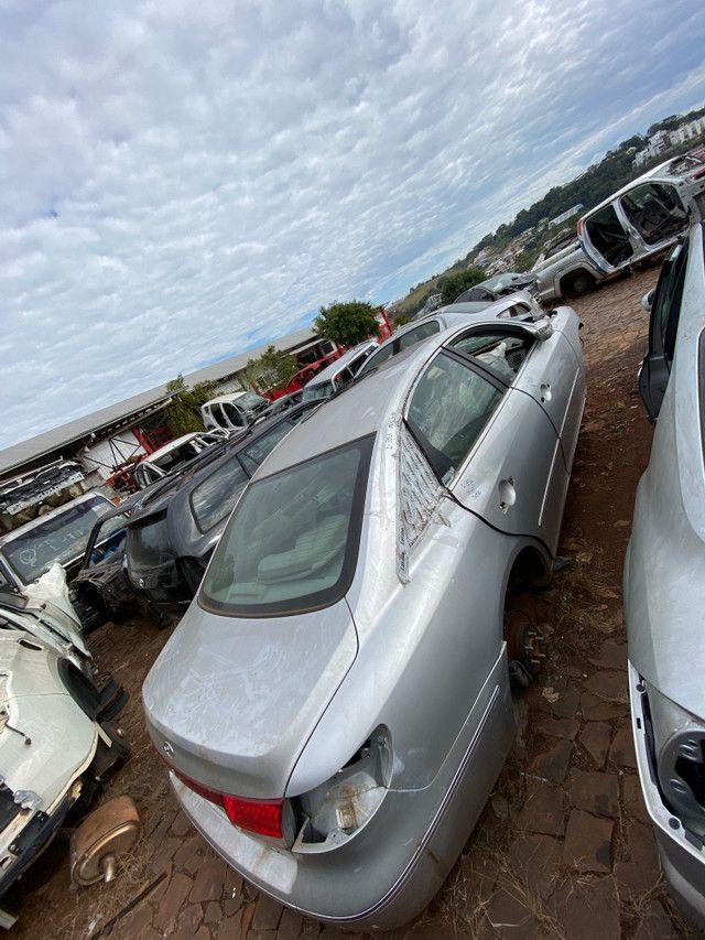Sucata para retirada de peças- Hyundai Azera - Foto 3