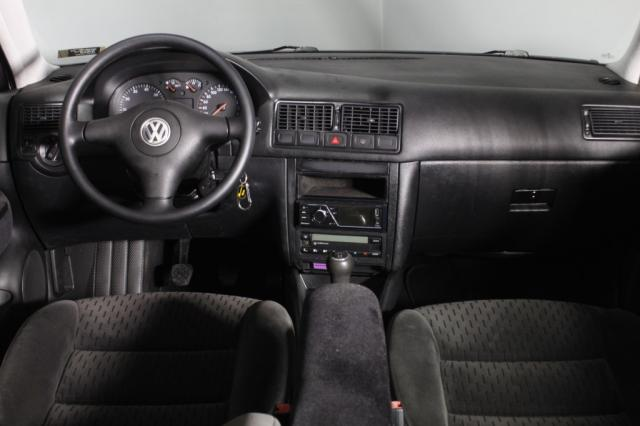 VOLKSWAGEN GOLF 2.0 MI 8V FLEX 4P MANUAL - Foto 8