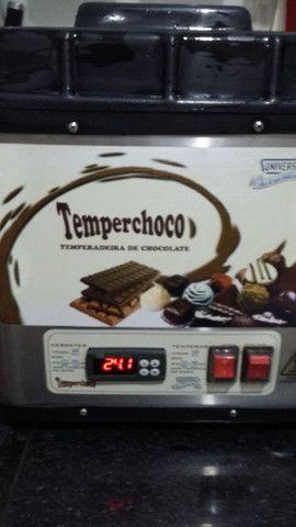 Temperadeira e derretedeira de chocolate - Foto 6