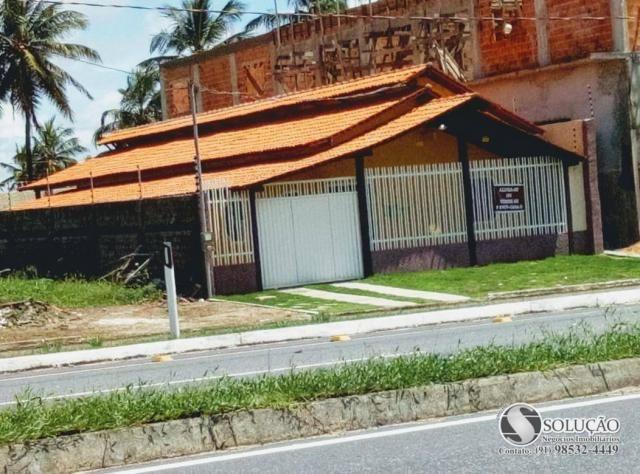 Casa com 4 dormitórios para alugar, 1 m² por R$ 4.800,00/mês - Atalaia - Salinópolis/PA - Foto 8