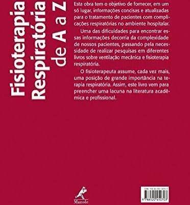 FISIOTERAPIA RESPIRATÓRIA DE A a Z - Foto 2