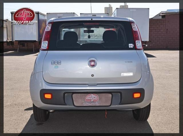 Fiat Uno Vivace 1.0 Flex Manual - Foto 12