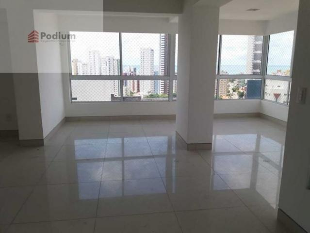 Apartamento à venda com 4 dormitórios em Miramar, João pessoa cod:15295 - Foto 9