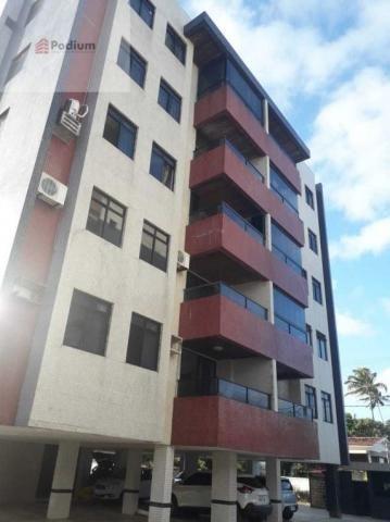 Apartamento à venda com 3 dormitórios em Formosa, Cabedelo cod:15453