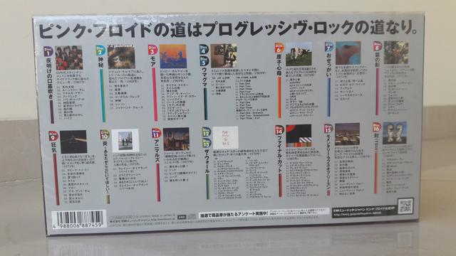 Pink Floyd - Discovery Box 16 CDs - Foto 2