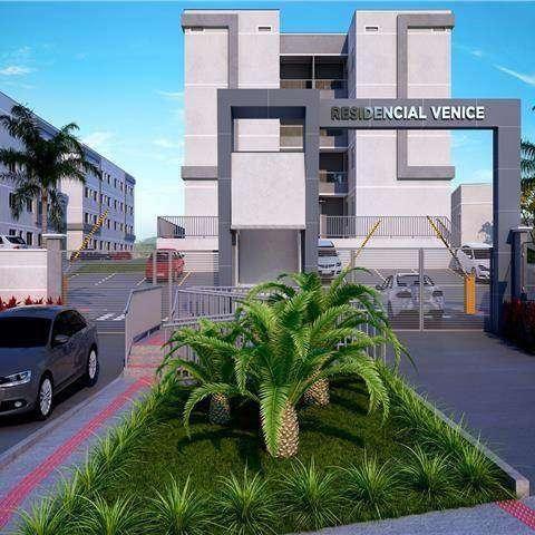 Residencial Venice - Apartamento 2 quartos em Serra, SE - ID4017 - Foto 2