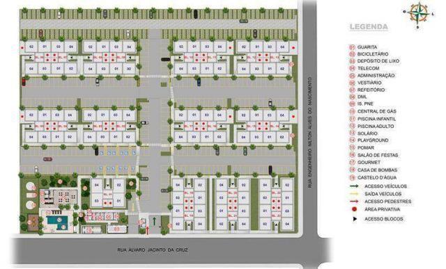 Residencial Turim - Apartamento 2 quartos em Uberaba, MG - ID3888 - Foto 4