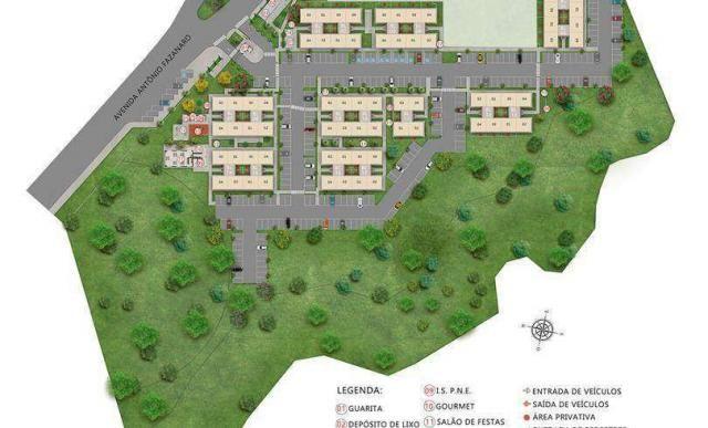 Parque Paladino - Apartamento de 2 quartos em Piracicaba, SP - ID3867 - Foto 7