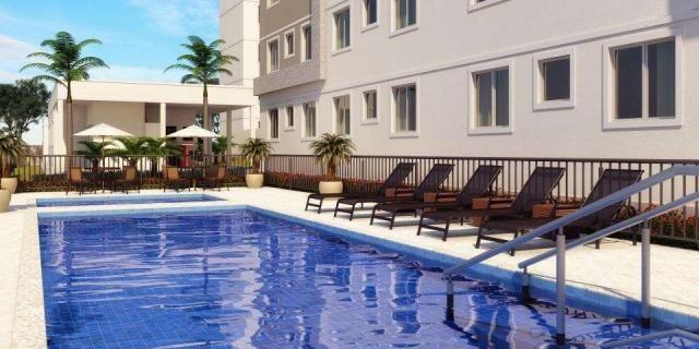 Parque Austin - Apartamento de 2 quartos em Arapongas, PR - ID3613
