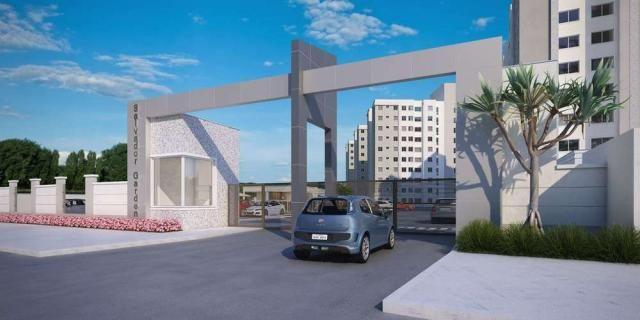 Residencial Pontal Da Serra - Apartamento 2 quartos em Salvador, BA - 42m² -ID3738 - Foto 2