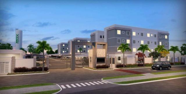 Collinas Italianas - Ravena - Apartamento de 2 quartos em Campo Grande, MS - ID3906 - Foto 3