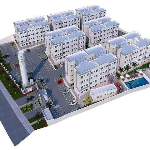 Residencial Venice - Apartamento 2 quartos em Serra, SE - ID4017 - Foto 8