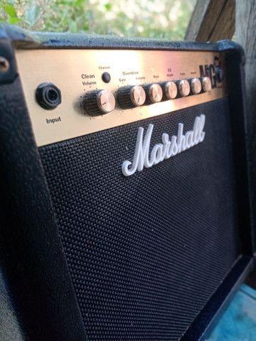 Amplificador marshall - Foto 4