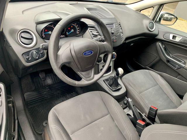 Fiesta 1.6 flex SE - Mecânico - 2016/2017 - 42000km - Foto 5